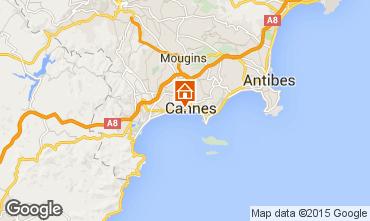Carte Cannes Appartement 94944