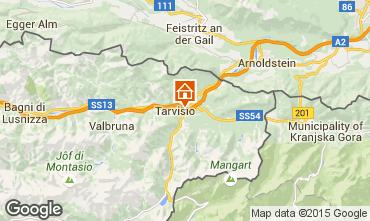 Carte Tarvisio Appartement 98946