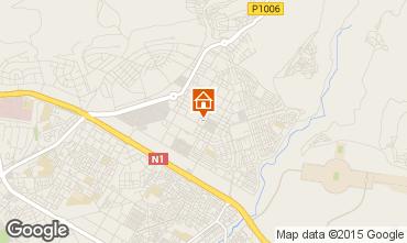 Carte Agadir Appartement 101746