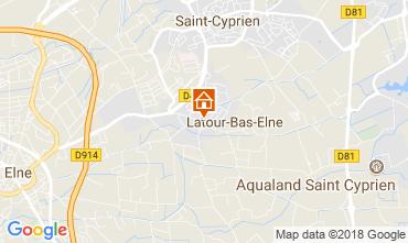 Carte Saint Cyprien Maison 114058