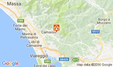 Carte Camaiore Villa 107085