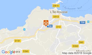 Carte Ile Rousse Appartement 114366