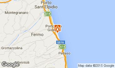 Carte Porto San Giorgio Appartement 86676