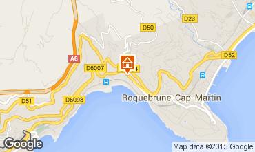 Carte Roquebrune Cap Martin Appartement 51355
