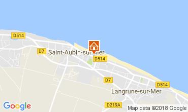 Carte Saint-Aubin-sur-Mer Maison 112950