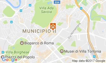 Carte Rome Appartement 109687