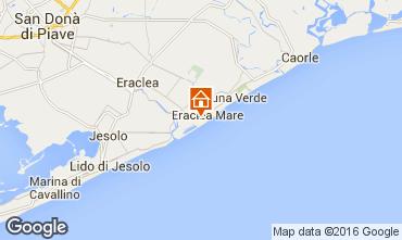 Carte Eraclea Mare Appartement 90467