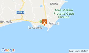 Carte Isola di Capo Rizzuto Appartement 79202