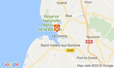 Carte Le Crotoy Appartement 114336