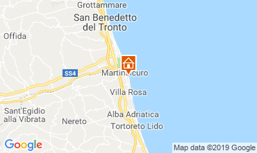 Carte Martinsicuro Appartement 95694