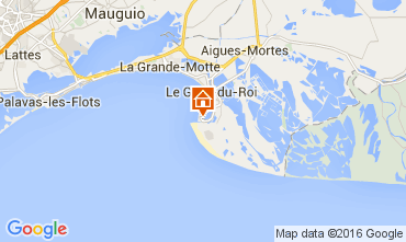 Carte Port Camargue Appartement 105465