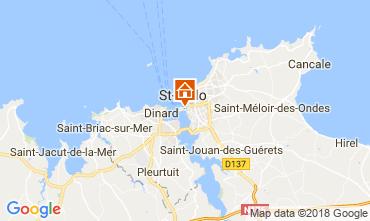 Carte Saint Malo Appartement 114120