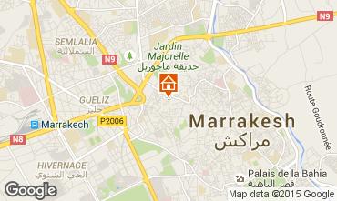 Carte Marrakech Maison 68622
