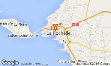 Carte La Rochelle Maison 83750
