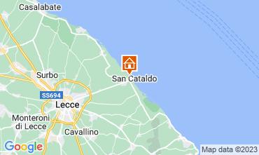 Carte Lecce Appartement 98384