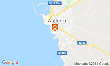 Carte Alghero Appartement 114225