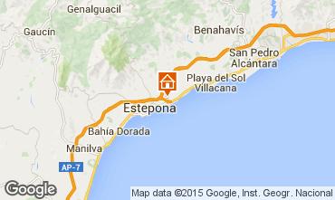 Carte Estepona Villa 58722