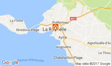 Carte La Rochelle Studio 108987
