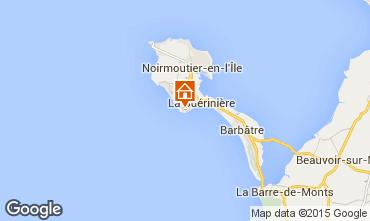 Carte Noirmoutier en l'Île Maison 61017