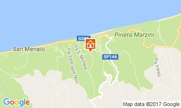 Carte San Menaio Appartement 109901