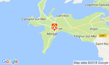 Carte Morgat Maison 115636