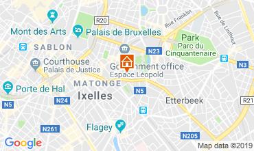 Carte Bruxelles Appartement 118000
