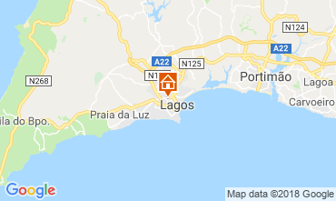 Carte Lagos Appartement 116150