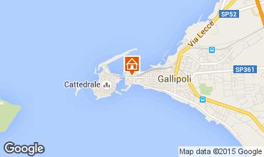 Carte Gallipoli Studio 86067