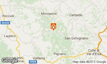 Carte Gambassi Terme Appartement 96968