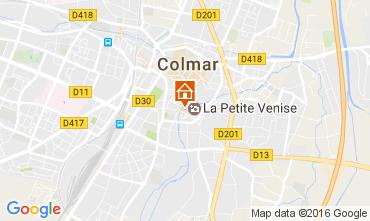 Carte Colmar Maison 107558