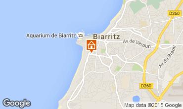 Carte Biarritz Appartement 62855
