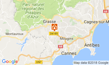 Carte Cannes Maison 113345