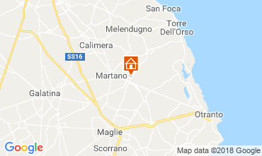 Carte Martano Villa 117503