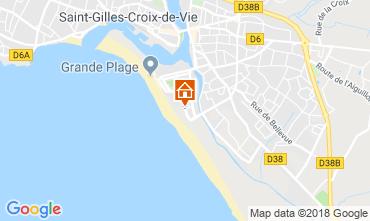 Carte Saint-Gilles-Croix-de-Vie Appartement 116474