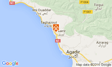 Carte Agadir Appartement 73626