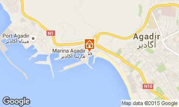 Carte Agadir Appartement 101126