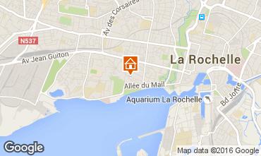 Carte La Rochelle Gite 79933