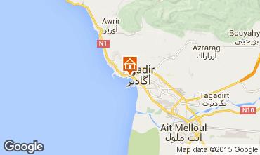 Carte Agadir Appartement 87875