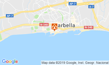 Carte Marbella Appartement 67370