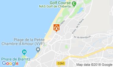 Carte Biarritz Appartement 82742