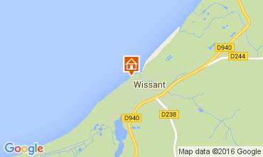 Carte Wissant Studio 103537
