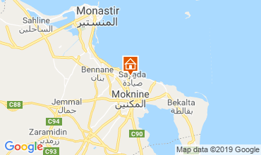 Carte Monastir Appartement 117701