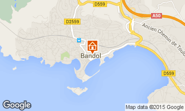 Carte Bandol Studio 25481