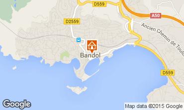 Carte Bandol Studio 25481