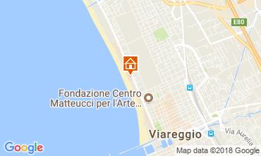 Carte Viareggio Appartement 113944