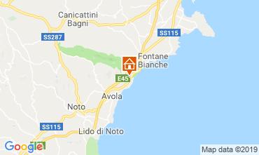 Carte Avola Villa 95053