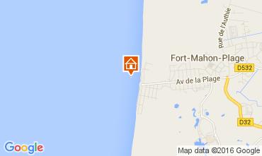 Carte Fort Mahon Appartement 103443