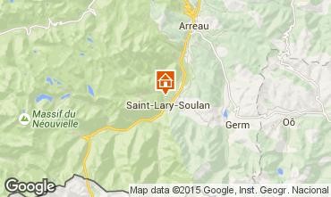 Carte Saint Lary Soulan Appartement 79407