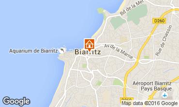 Carte Biarritz Appartement 100157