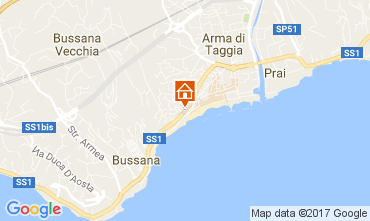Carte Sanremo Appartement 73053